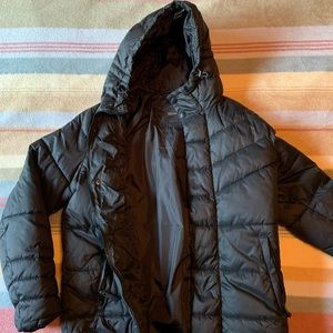 Mens Black Winter Jacket - Reserved
